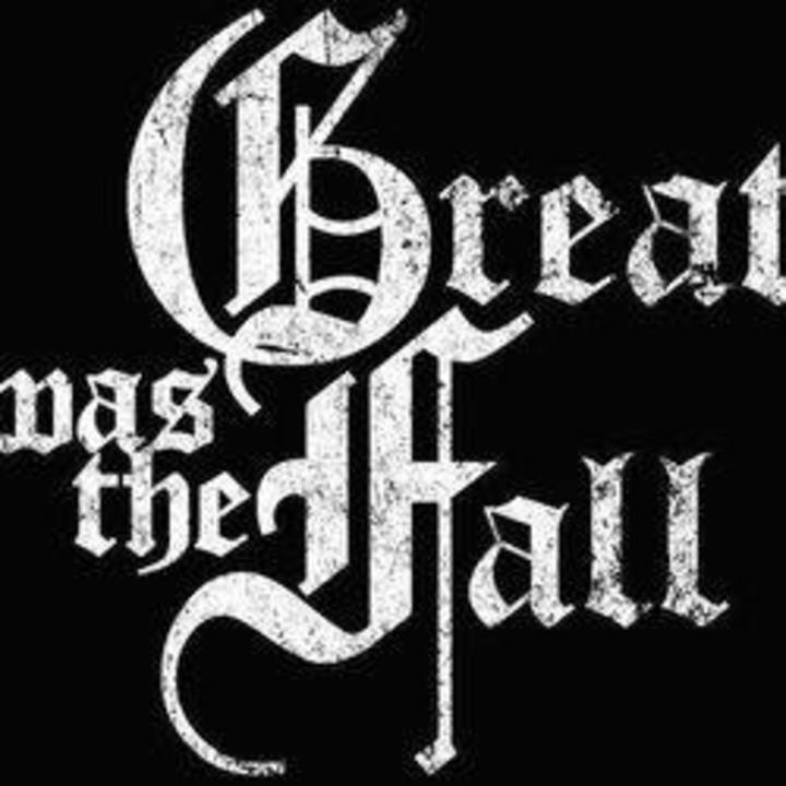 Great Was The Fall Tour Dates