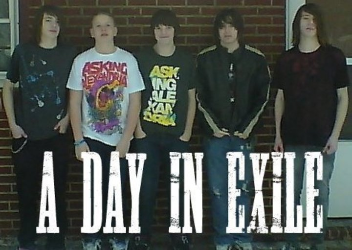 A Day In Exile Tour Dates