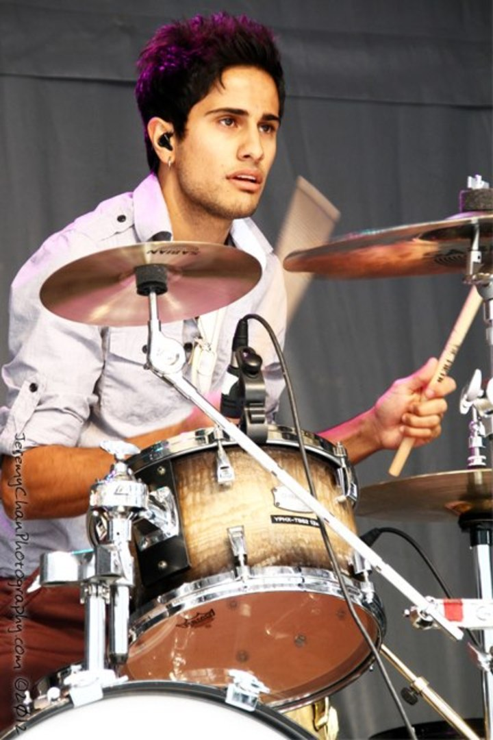 Anthony Drummer Moreino Tour Dates