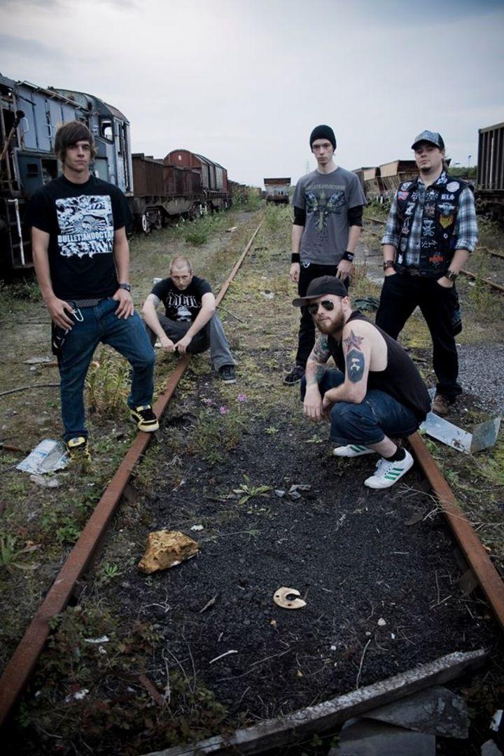 Riot City Saints Tour Dates