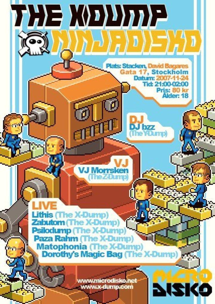 Microdisko Tour Dates