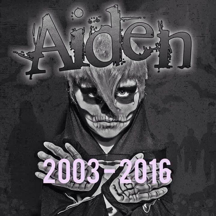Aiden Tour Dates