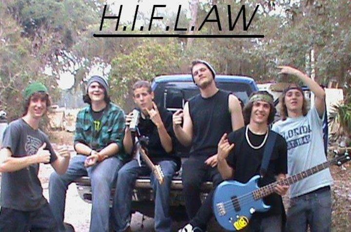 HiFlaw Tour Dates