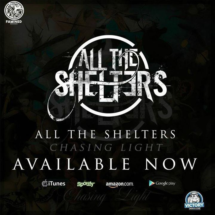 All The Shelters Tour Dates