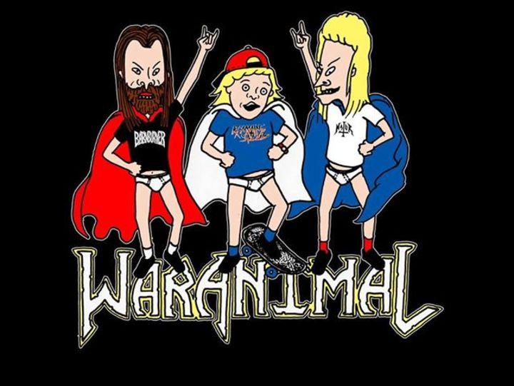 WARANIMAL Tour Dates