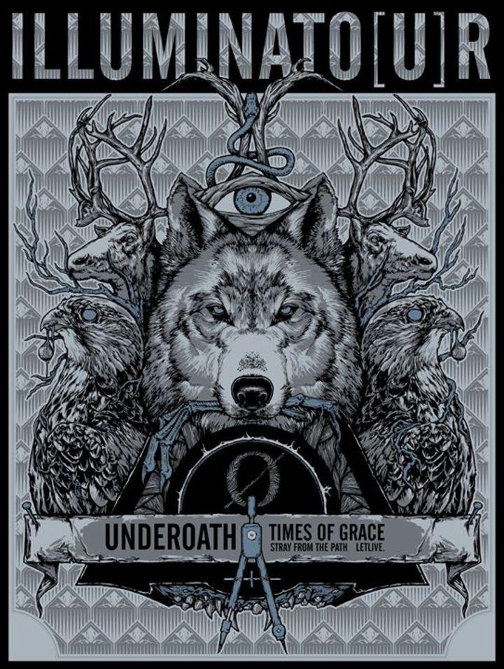 Underoath's Illuminatour Tour Dates
