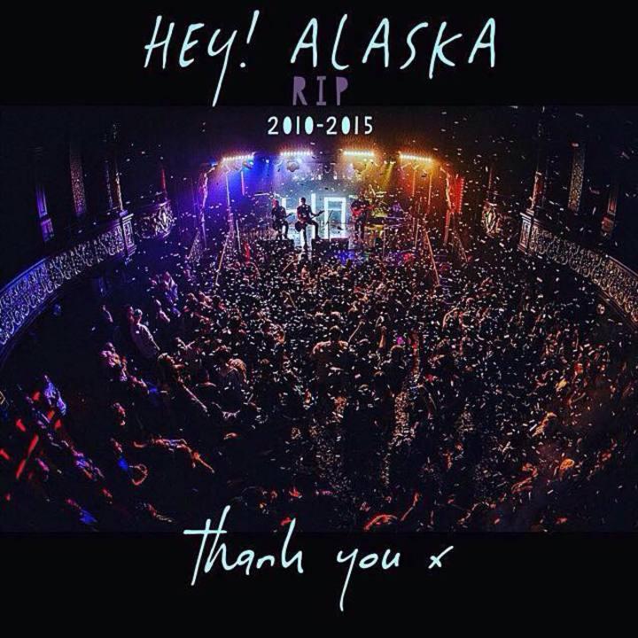 Hey! Alaska Tour Dates