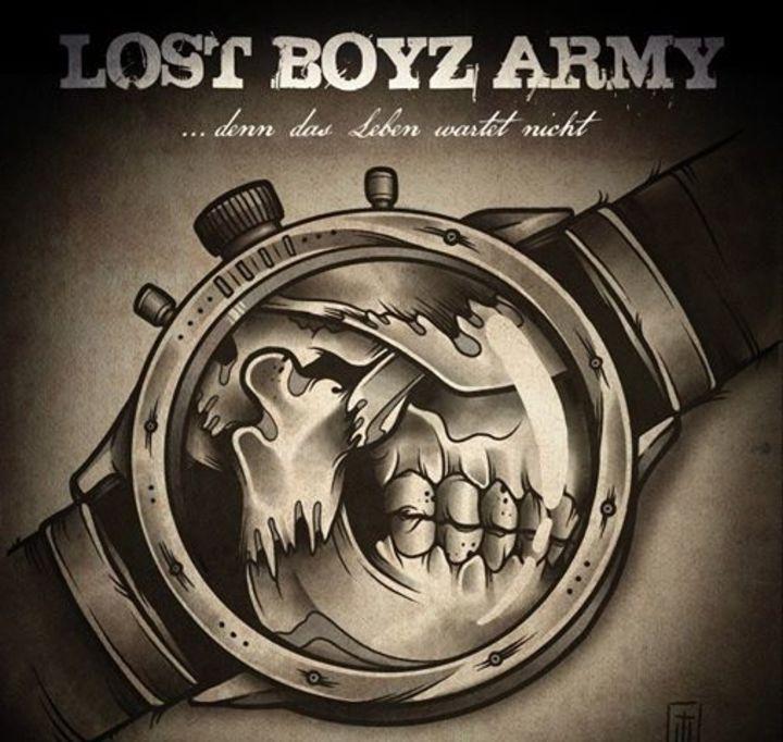 Lost Boyz Army Tour Dates