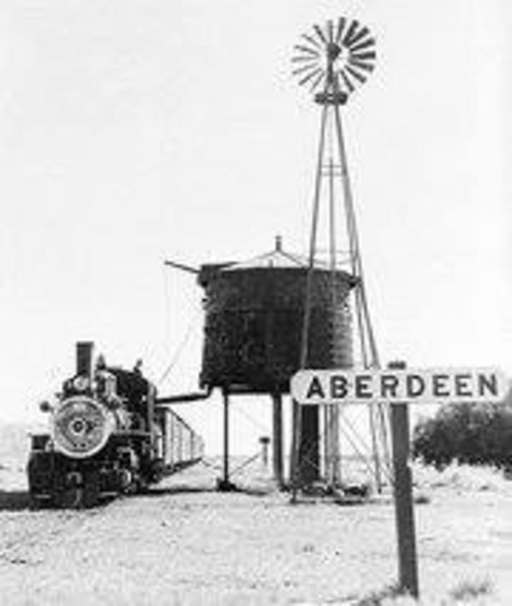 Aberdeen Tour Dates