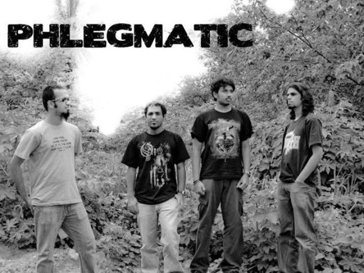 Phlegmatic Tour Dates