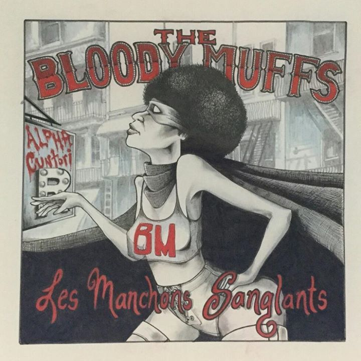 The Bloody Muffs Tour Dates