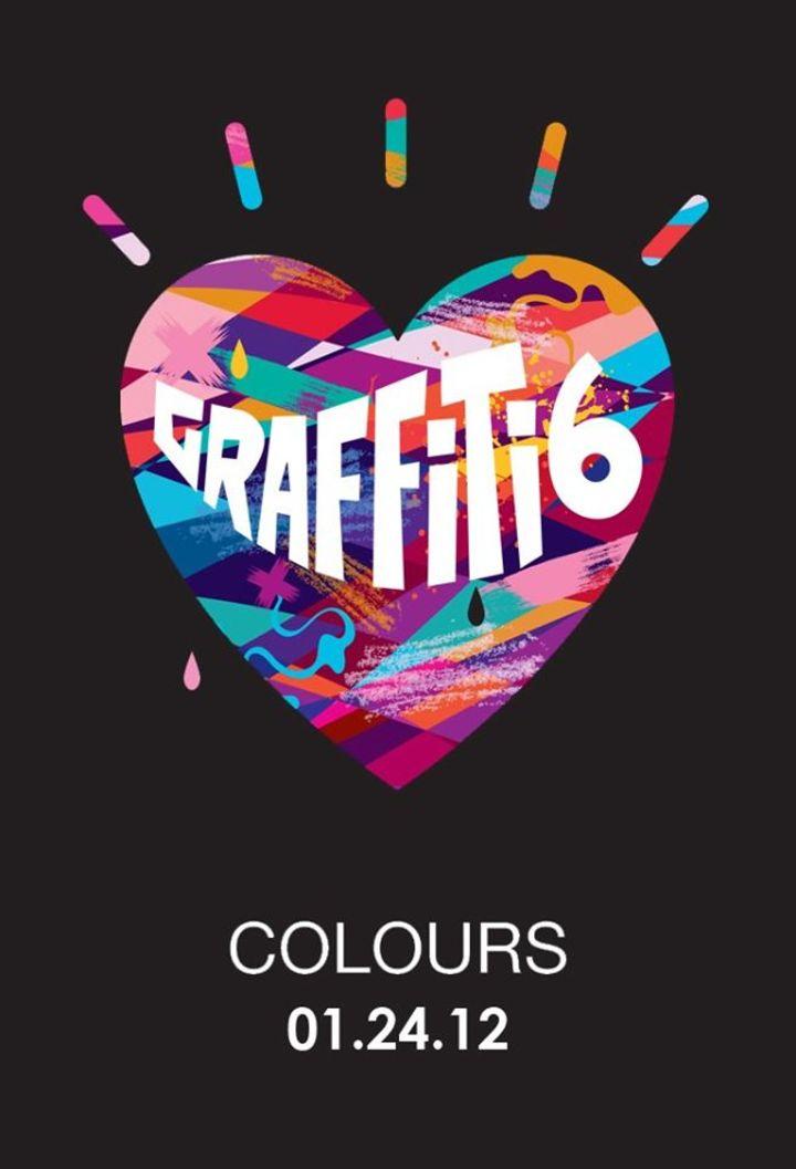 Graffiti6 Tour Dates