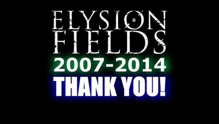 Elysion Fields Tour Dates