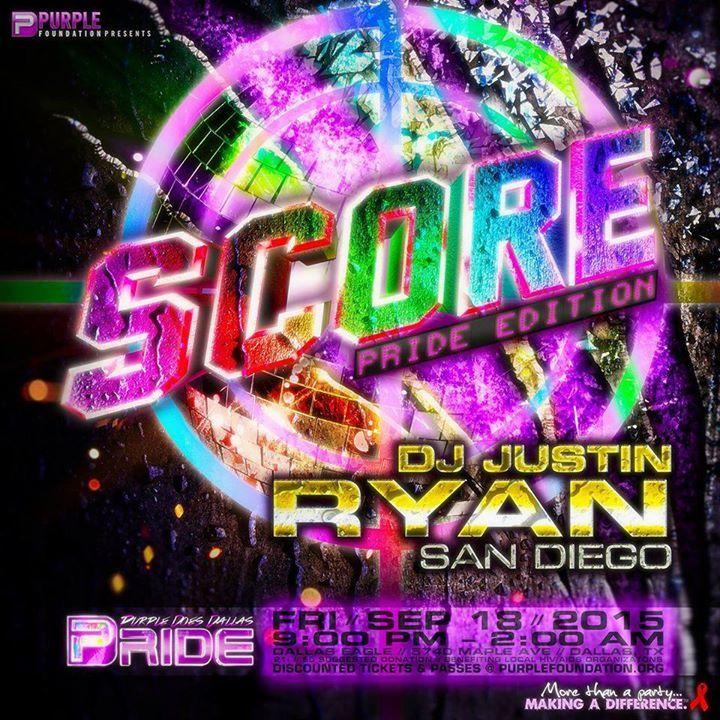 DJ Justin Ryan Tour Dates