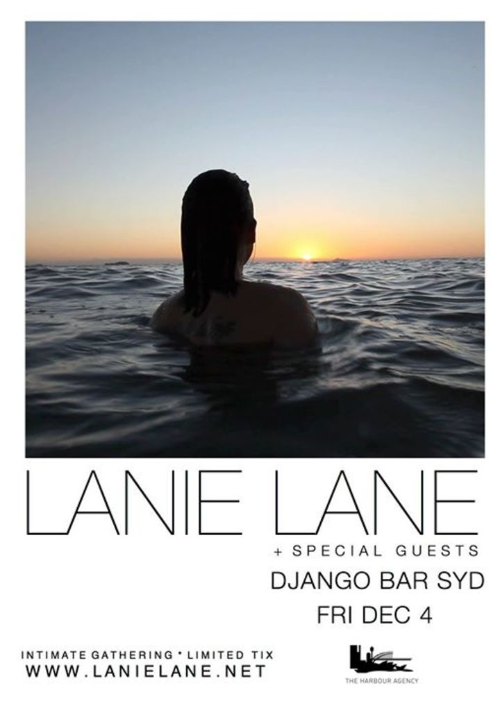 Lanie Lane Tour Dates
