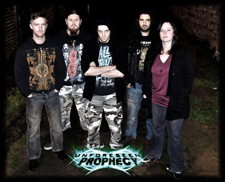 Unforeseen Prophecy Tour Dates