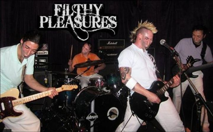 Filthy Pleasures Tour Dates