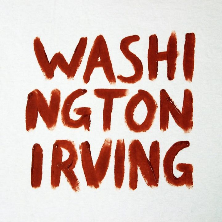 Washington Irving Tour Dates
