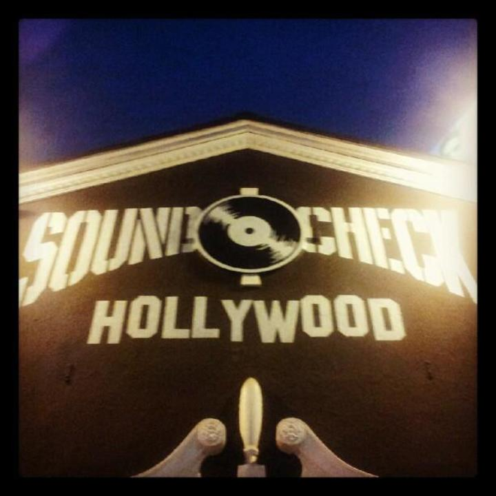 SoundCheck Hollywood Tour Dates