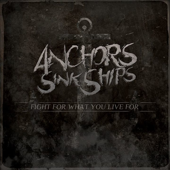 Anchors Sink Ships Tour Dates