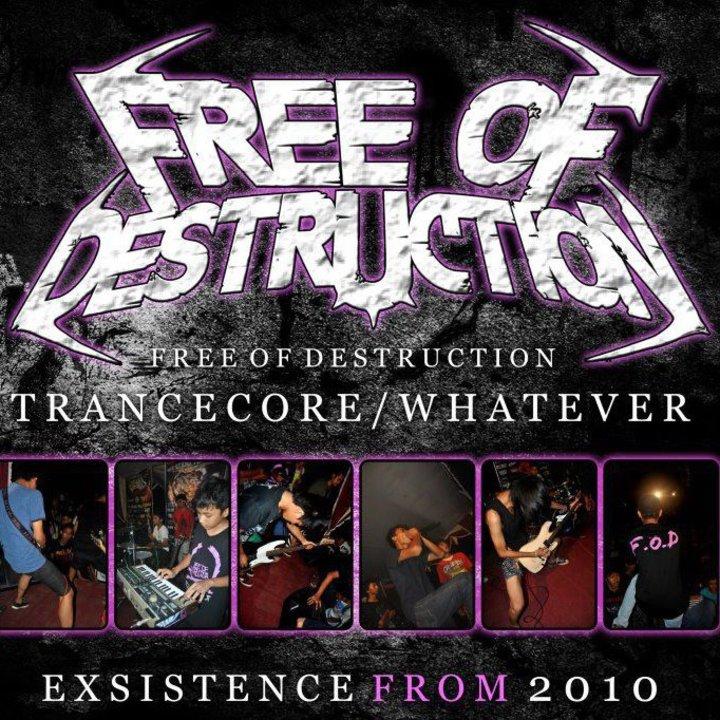 Free of Destruction Tour Dates