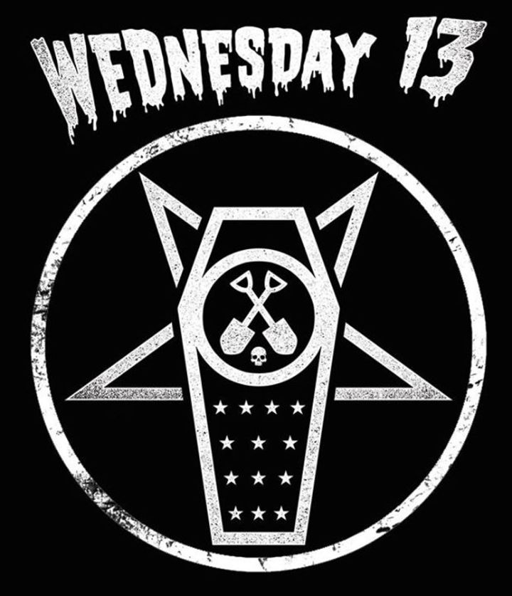 Wednesday 13 Tour Dates