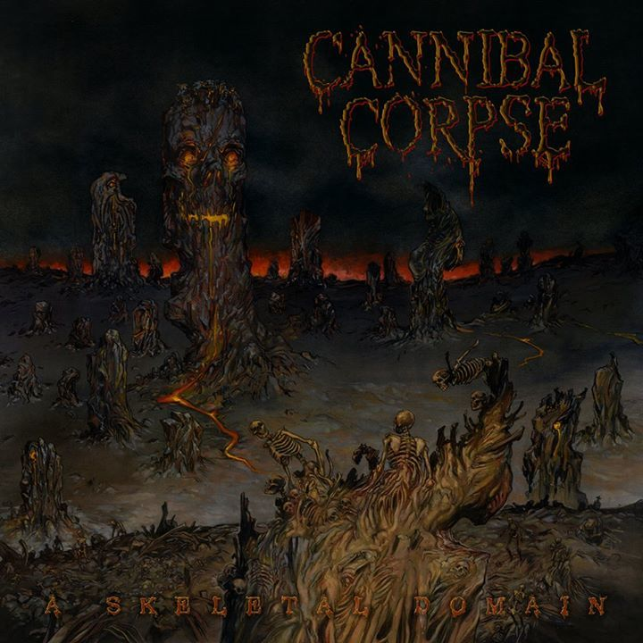 Cannibal Corpse @ Alamo City Music Hall - San Antonio, TX