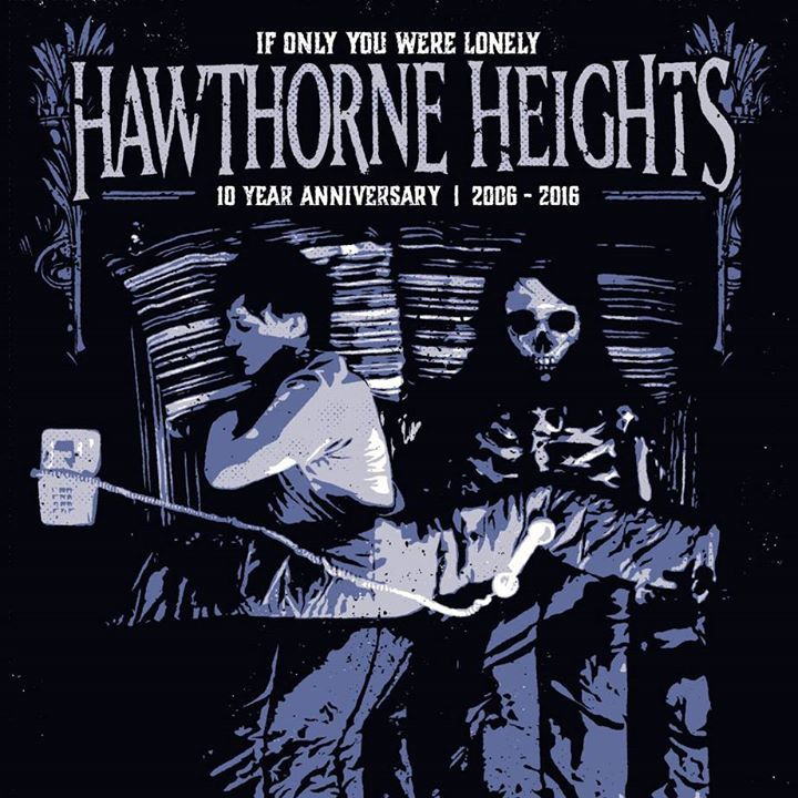 Hawthorne Heights @ House of Blues Anaheim - Anaheim, CA