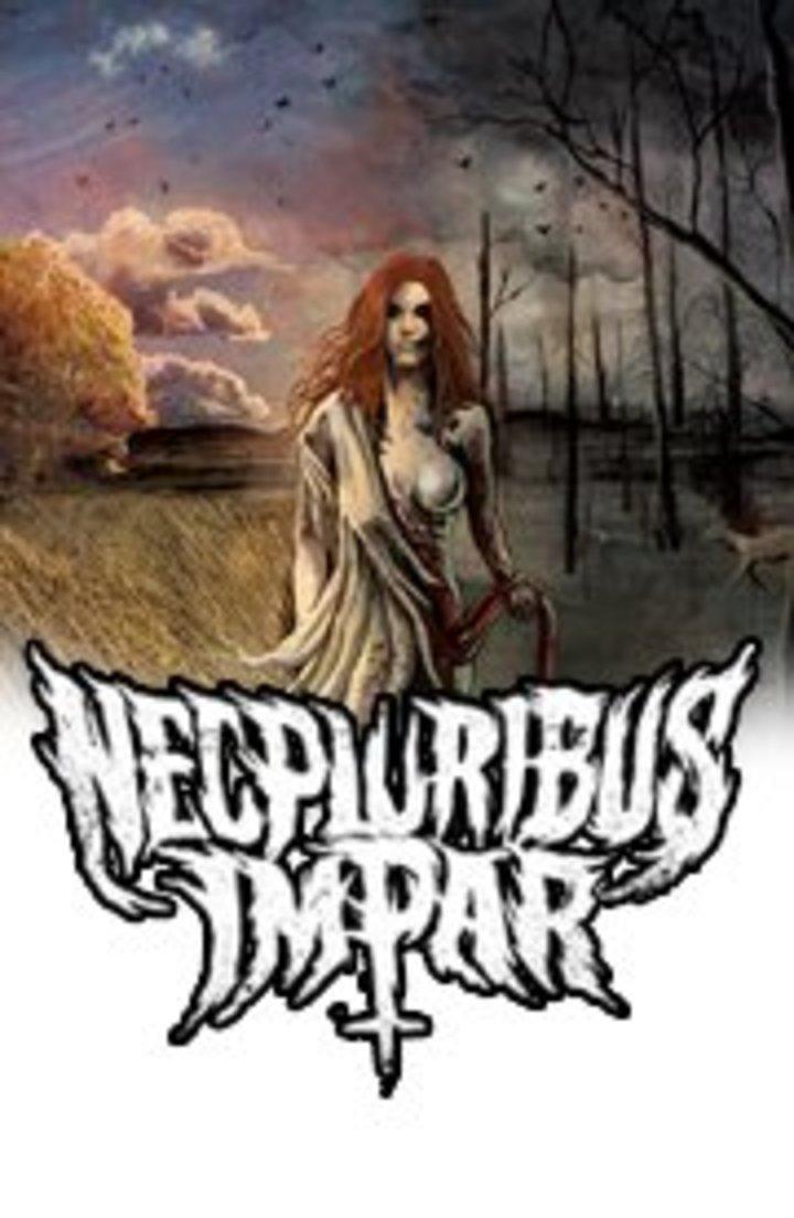 nec pluribus impar Tour Dates