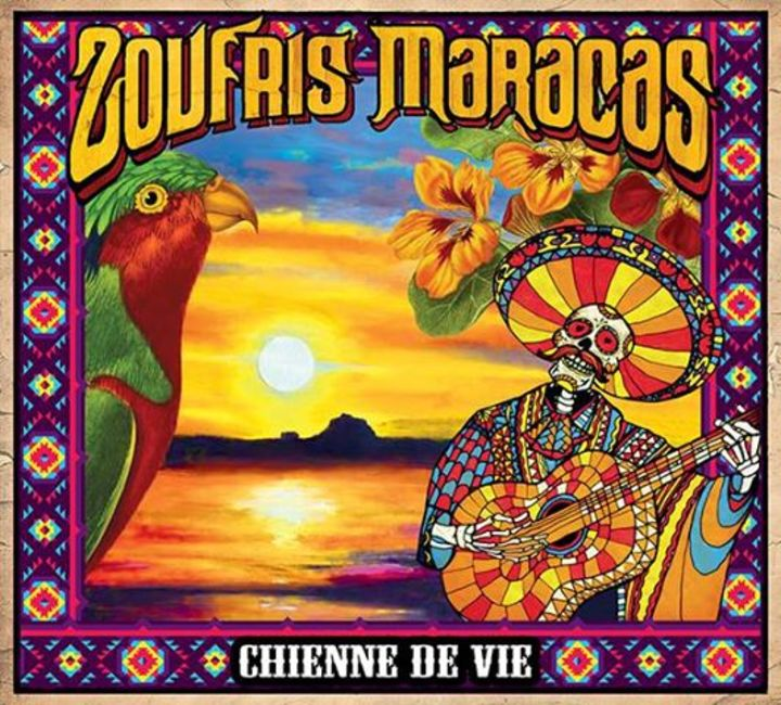 Zoufris Maracas Tour Dates