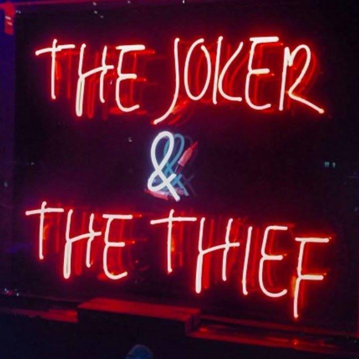 The Joker & The Thief Tour Dates