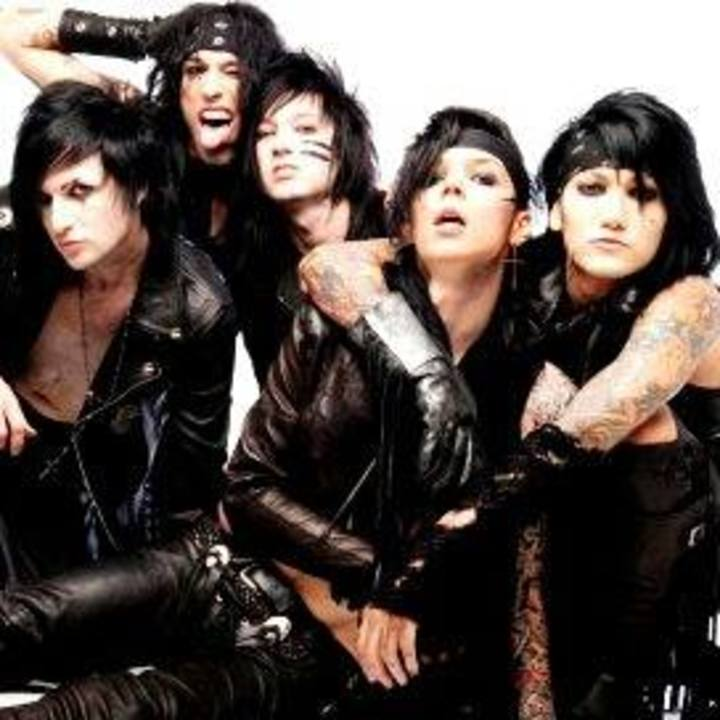 Black Veil Brides Mexico Tour Dates