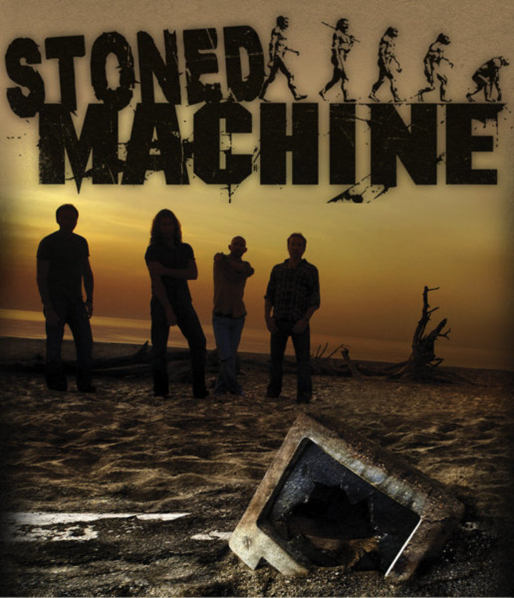 Stoned Machine Tour Dates