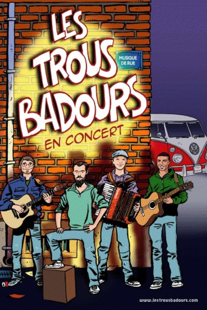 Les Trous Badours Tour Dates