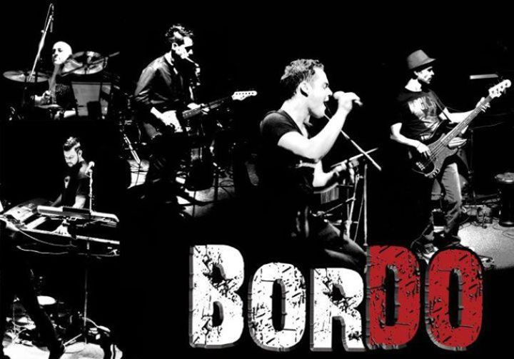 Bordo Tour Dates