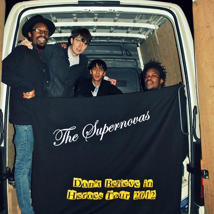The Supernovas Tour Dates