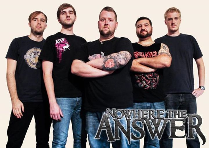 Nowhere The Answer Tour Dates