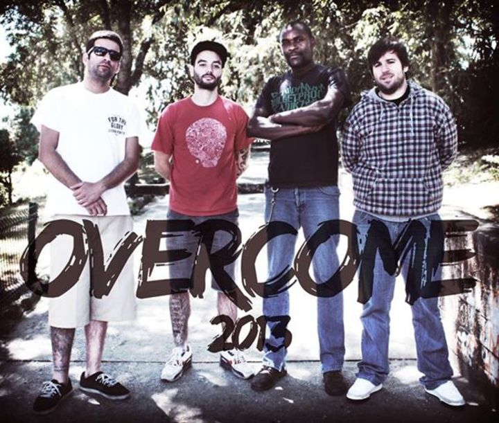 Overcome Tour Dates