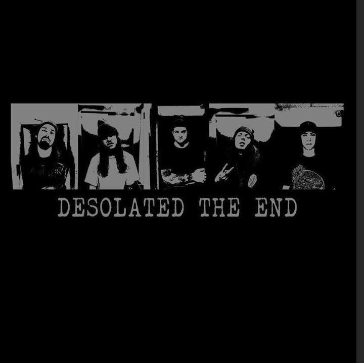 Desolated Tour Dates