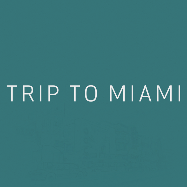 Trip To Miami Tour Dates