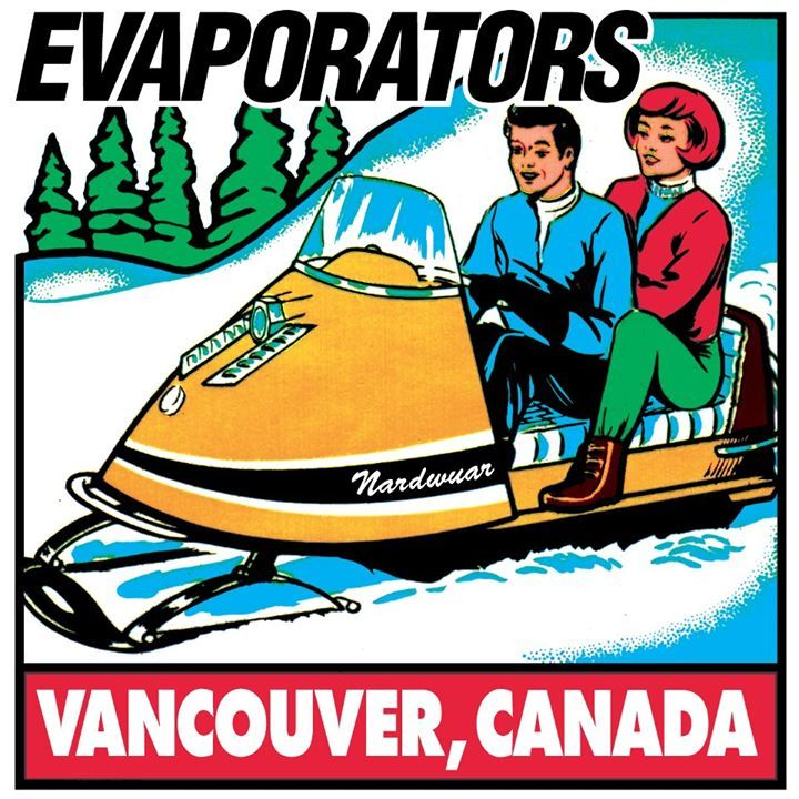 The Evaporators Tour Dates