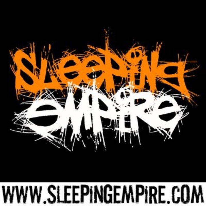 Sleeping Empire Tour Dates