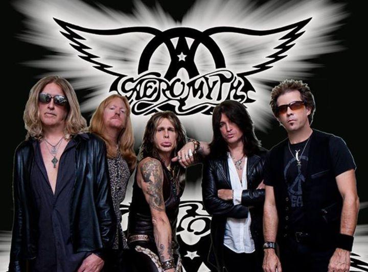 Aeromyth Aerosmith Tribute Band Tour Dates