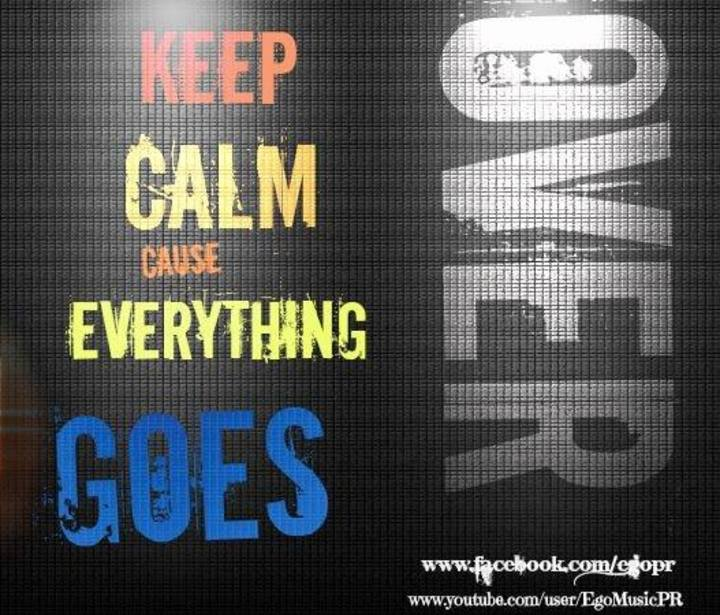 E.G.O( Everything Goes Over) Tour Dates