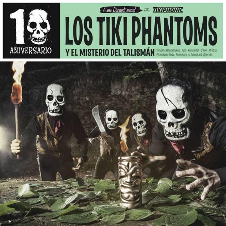 Los Tiki Phantoms Tour Dates