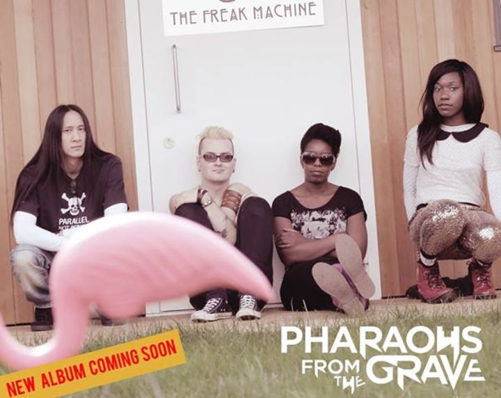 Pharaohs from the Grave Tour Dates
