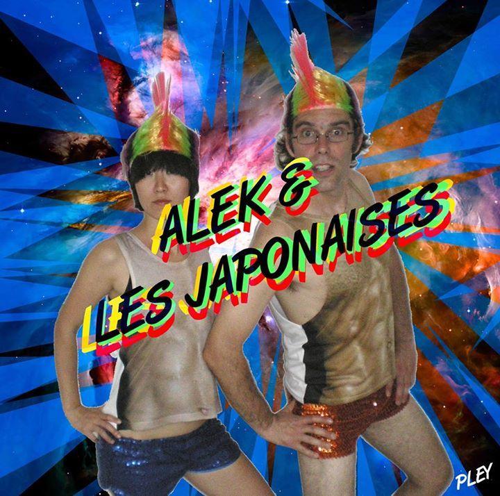 Alek et Les Japonaises Tour Dates