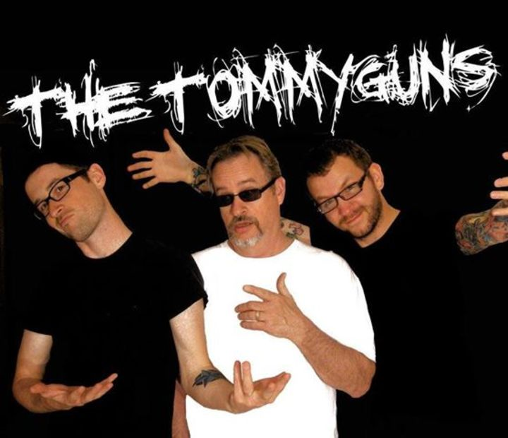 The Tommyguns Tour Dates