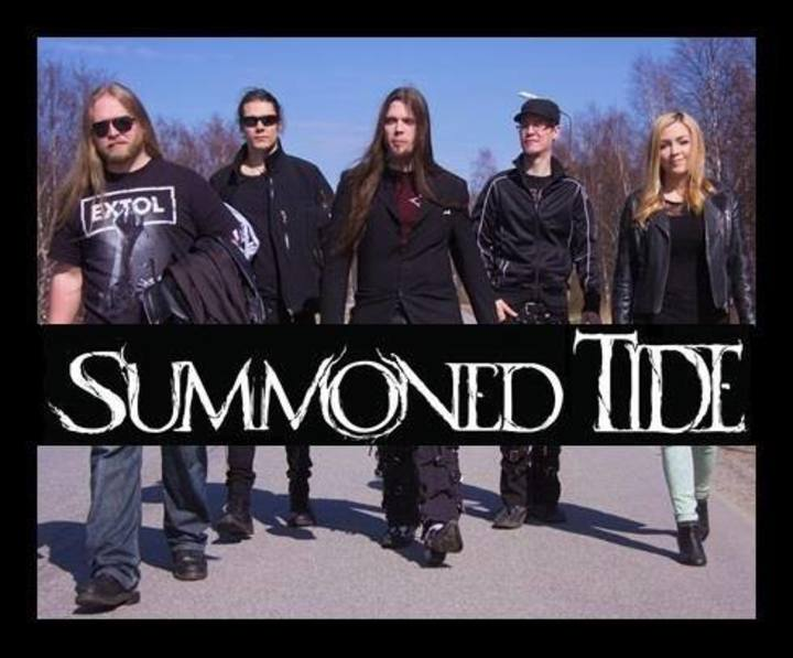 Summoned Tide Tour Dates