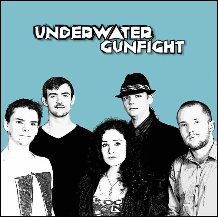 Underwater Gunfight Tour Dates